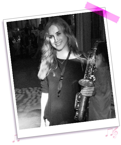 Holly Sister Sax Saxophonist