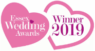 Sister Sax winner of the 2019 Essex Wedding Awards best act logo!