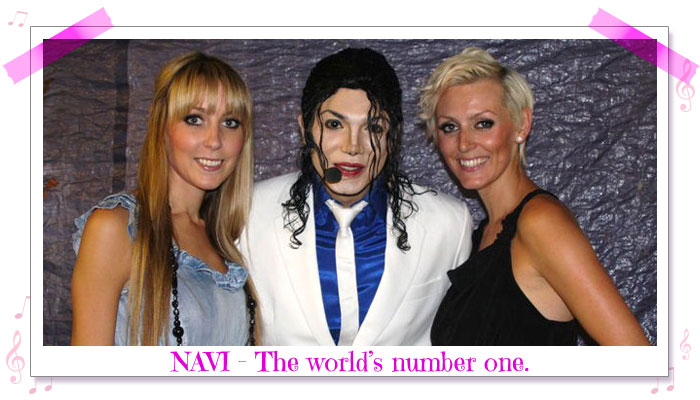 Navi the world's number 1 Michael Jackson impersonator - Sister Sax photo 9
